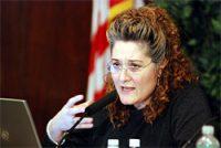 Speaker Elizabeth Prodromou